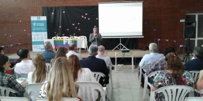 Participación en el Foro ciudadano por el Derecho a la Salud provincial