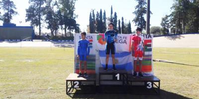 Ivar Bordón participará de los Juegos Nacionales Evita