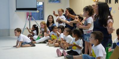Primeros egresados del Centro de Cuidados Infantiles