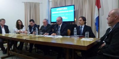 Amado Zorzón brindó su último informe anual como Intendente ante el Concejo Municipal