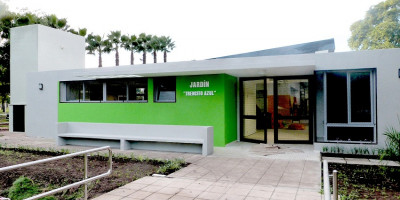 Malabrigo inaugura su Jardín Maternal