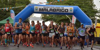 Bajo la lluvia, Malabrigo Corre fue nuevamente un éxito