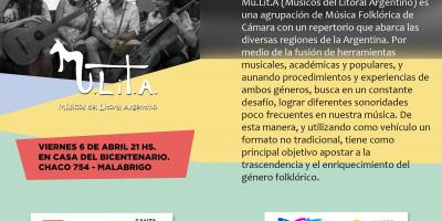 Mulita: Músicos del Litoral Argentino