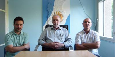 El Intendente Efraín Silvestri presentó el Plan Conectar  para extender el pavimento a toda la ciudad
