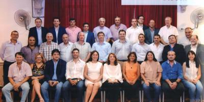 Amado Zorzón integra el Consejo de Intendentes de la Red Argentina de Municipios frente al Cambio Climático
