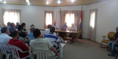 Se realizó la reunión informativa para Matarifes
