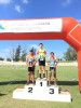 Gran actuación de los ciclistas locales en Rafaela