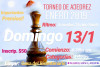 Este domingo Torneo de Ajedrez