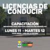 Nueva capacitación para la obtención de Licencias de Conducir